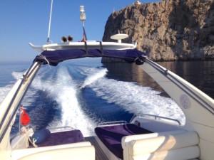 Motoryacht Mallorca