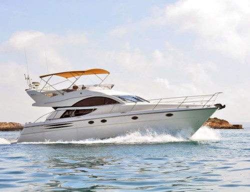 15m Fairline Phantom 50