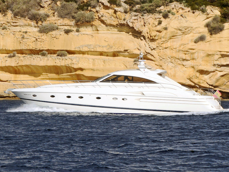 PrincessV65-cruising